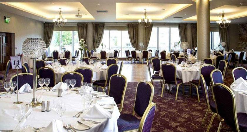 riverside park hotel private dining