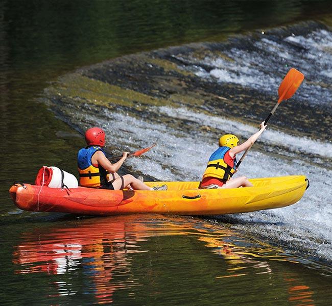 local activities river kayaking experience