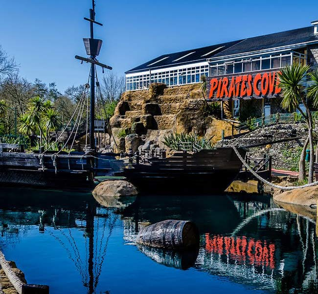local attractions pirates cove