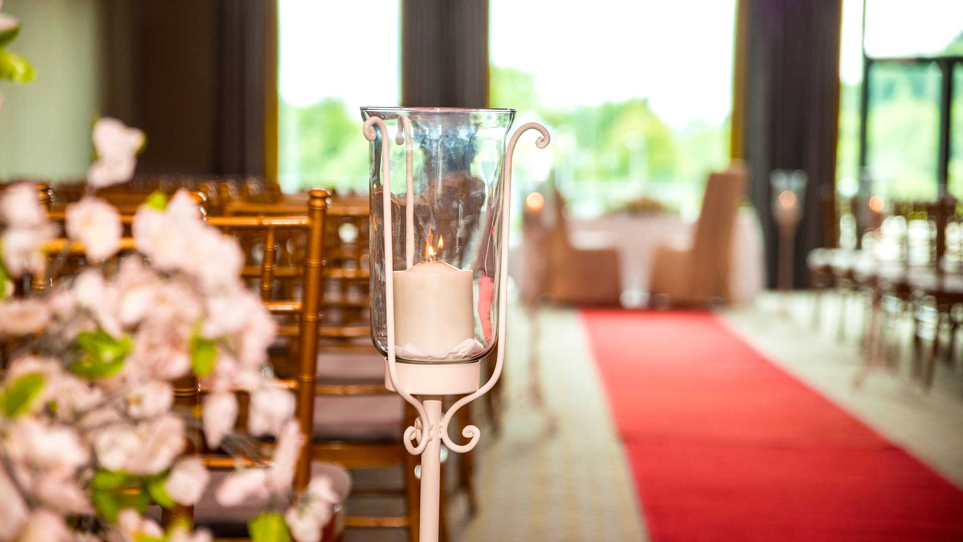 riverside park civil wedding detail