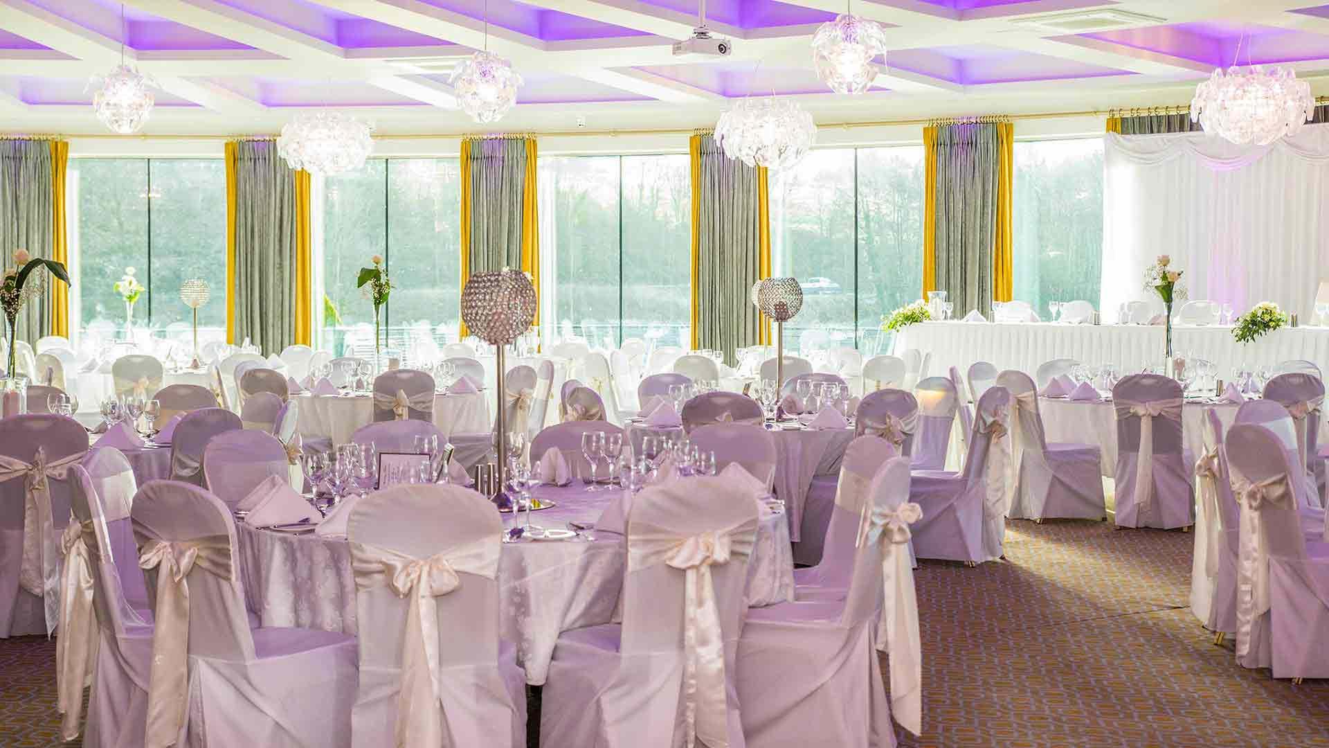 riverside park hotel wedding function room