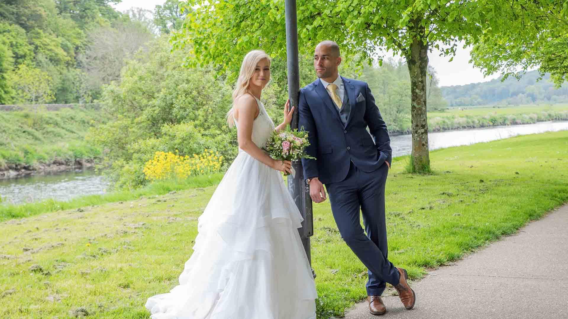 riverside park hotel wedding party